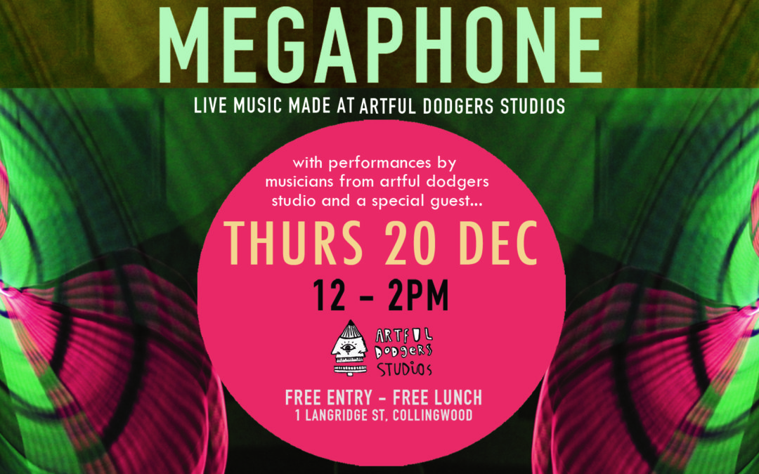 Megaphone – Christmas 2018
