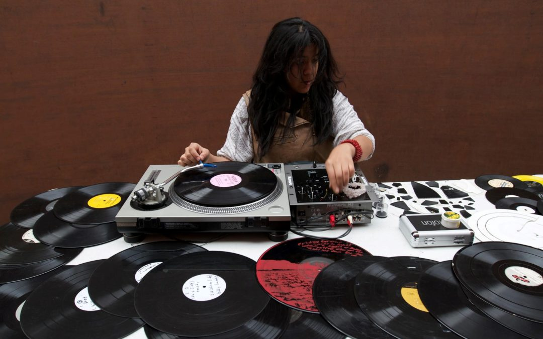 Sound School: Maria Chavez & Abstract Turntablism 10th Dec 2018